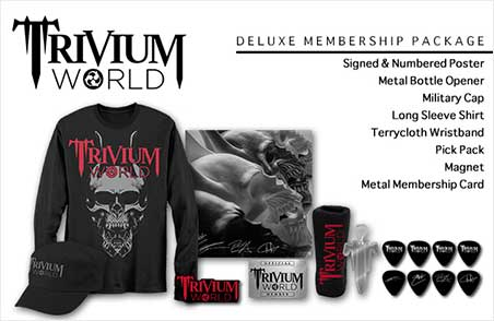 deluxe membership package